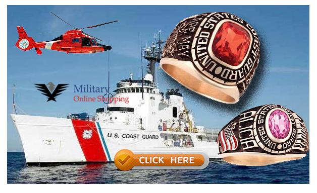 coast guard rings