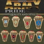 4th infantry division rings